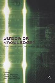 Wisdom or Knowledge? by Willem B. Drees image