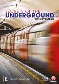 Secrets of the Underground on DVD