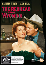 The Redhead From Wyoming on DVD