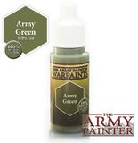 Army Green Warpaint
