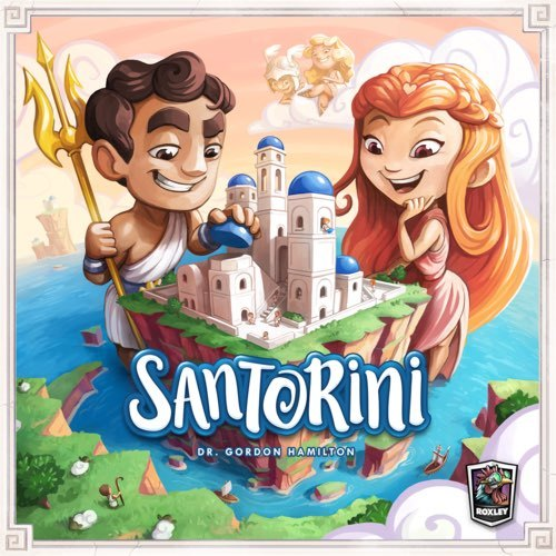Santorini - Board Game