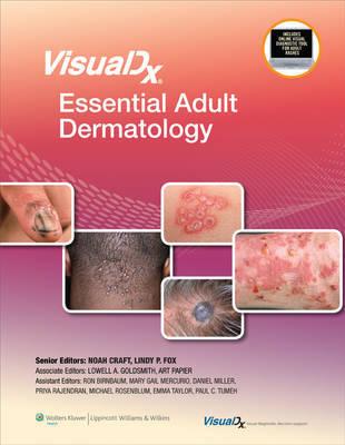 VisualDx: Essential Adult Dermatology image