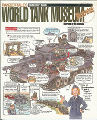 World Tank Museum Illustrated Collector Book by Morinaga Yoh