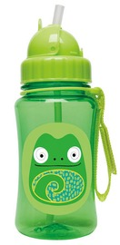 Skip Hop: Zoo Straw Bottle - Chameleon image