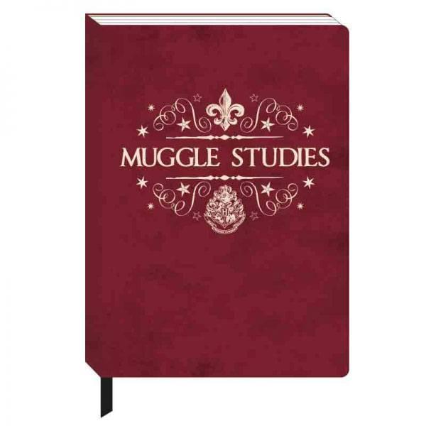 Harry Potter: Muggle Studies - A5 Notebook image
