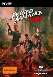 Jagged Alliance: Rage for PC Games