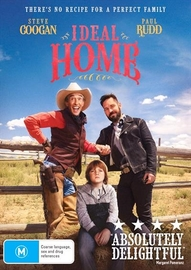 Ideal Home on DVD