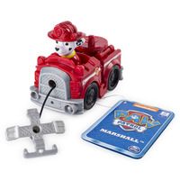 Paw Patrol: Launching Rescue Racer - Marshall