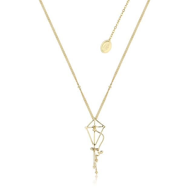 Couture Kingdom: Disney - Mary Poppins Kite Necklace (Yellow Gold)