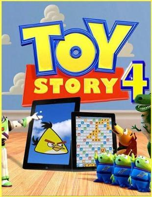 Toy Story 4 Notebook by Reel Publishing image