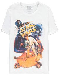 Star Wars: Luke Poster - T-Shirt (Size - M)