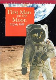 First Man on the Moon by John Malam image