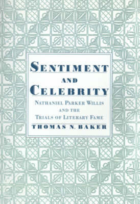 Sentiment and Celebrity by Thomas N. Baker image