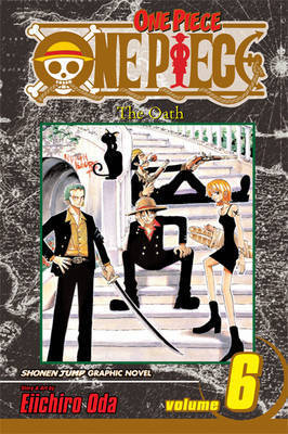 One Piece: v. 6 by Eiichiro Oda
