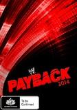 Payback 2014 DVD