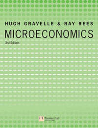 Microeconomics by Hugh Gravelle image