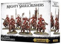 Warhammer: Khorne Bloodbound Mighty Skullcrushers