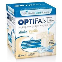Optifast Vanilla Shake (12 x 53g) image