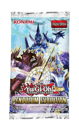 Yu-Gi-Oh! Pendulum Evolution Single Booster (5 cards)