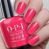 OPI Infinite Shine 2 Lacquer - She Went On and On and On (15ml) image