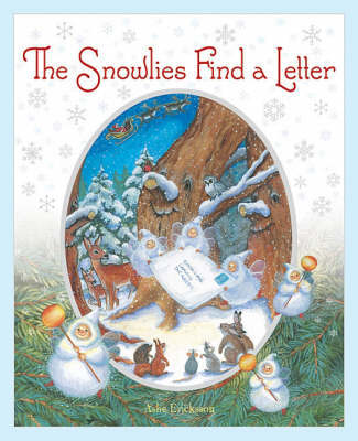 The Snowlies Find a Letter by Corinne Mellor