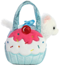Aurora: Fancy Pal Pet Carrier - Blue Cupcake