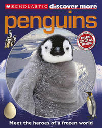 Discover More: Penguin by Penny Arlon
