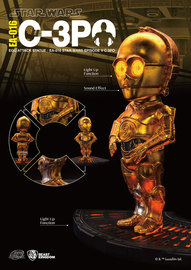 Star Wars: C-3PO (Episode V) - Egg Attack Statue