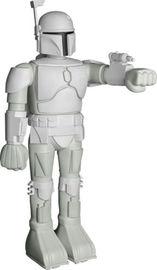 "Star Wars: Shogun Boba Fett (Prototype Ver.) - 24"" Retro Action Figure"