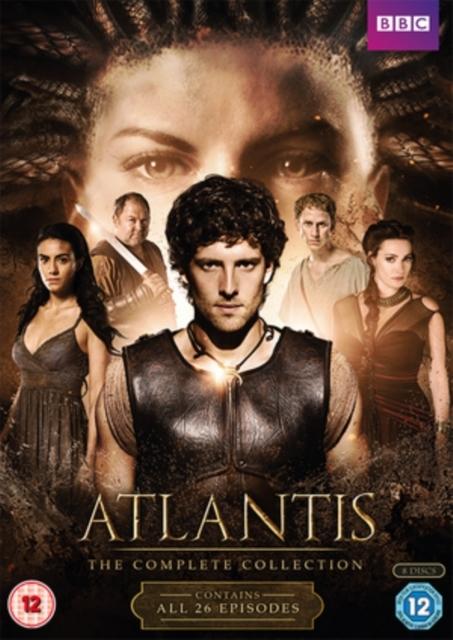 Atlantis The Complete Series 1-2 on DVD