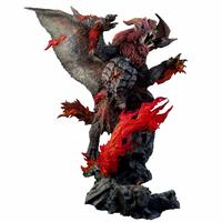 Capcom Figure Builder Creator's Model Flame King Dragon Teostra - PVC Figure