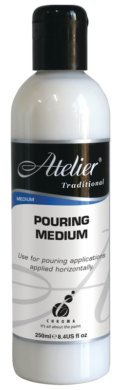 Atelier: Pouring Medium (250ml)