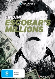 Finding Escobar's Millions on DVD