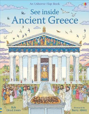 See Inside Ancient Greece by Rob Lloyd Jones image