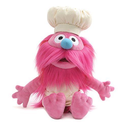 """Sesame Street: Chef Gonger - 10"""" Plush"""