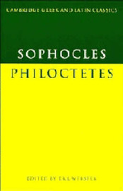 Sophocles: Philoctetes by Sophocles image