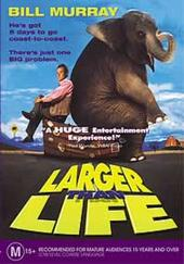Larger Than Life on DVD