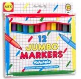 Alex: Washable Jumbo Broad Tip Markers