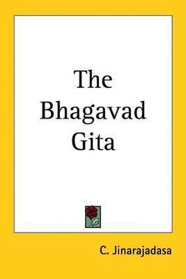 The Bhagavad Gita by C. Jinarajadasa