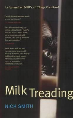 Milk Treading by Nick Smith