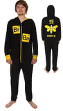 Breaking Bad - Onesie Jumpsuit (Methylamine Bee)