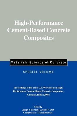 High-Performance Cement-Based Concrete Composites