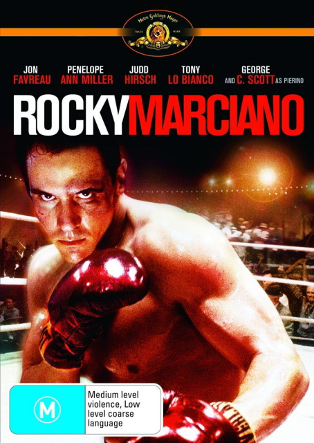 Rocky Marciano  on DVD image
