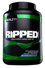 Horleys Ripped Factors - Vanilla Dream (1.2kg)