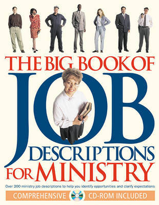 The Big Book of Job Descriptions for Ministry by Larry Gilbert