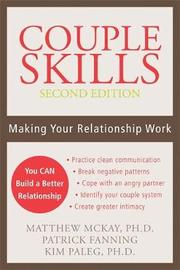 Couple Skills (2nd Ed) by Matthew McKay