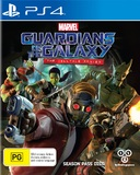 Marvel Guardians of the Galaxy: The TellTale Series for PS4