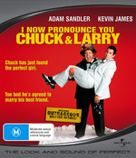 I Now Pronounce You Chuck And Larry on HD DVD