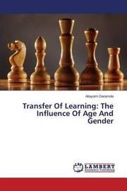 Transfer of Learning by Daramola Abayomi