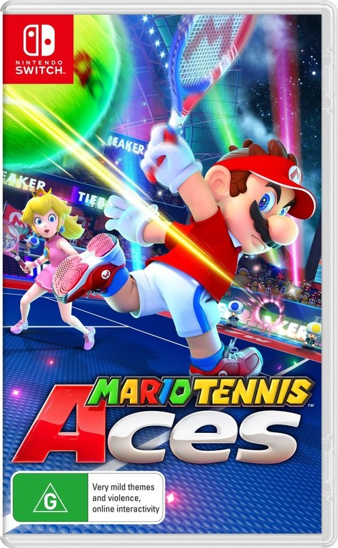 Mario Tennis Aces for Switch
